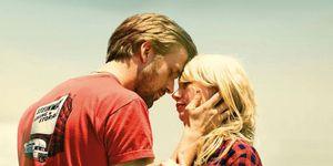 blue valentine, michelle williams, ryan gosling, break up, couple, kiss, hug,
