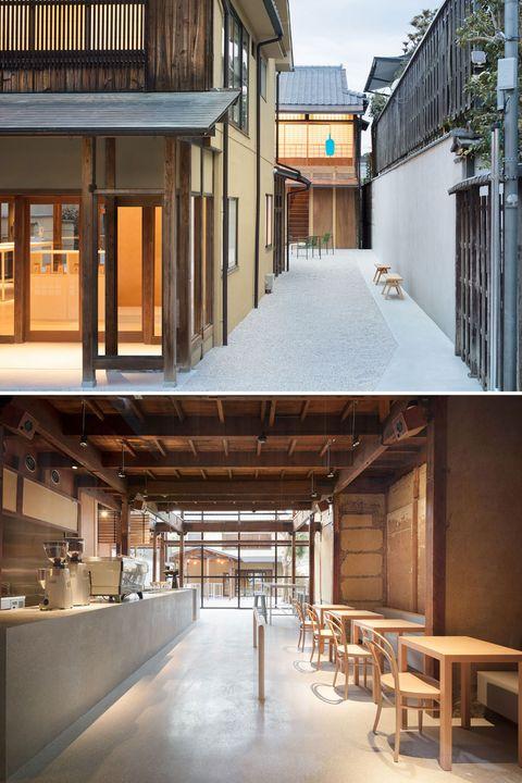 Building, Architecture, House, Home, Mixed-use, Facade, Design, Interior design, Real estate, Residential area,