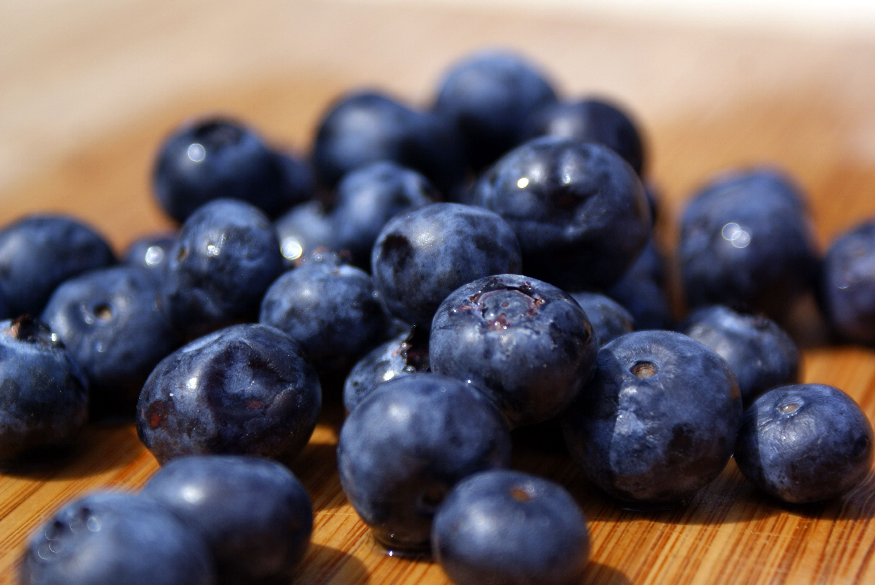 Blueberry And Green Tea Extract Protects Hard-Training