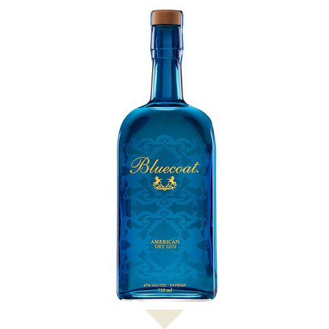 ginebra azul