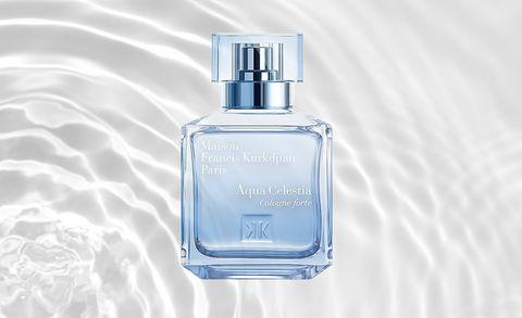 parfum de parfum `` esprit bleu ''