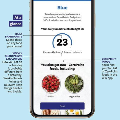 what diet is weight watchers