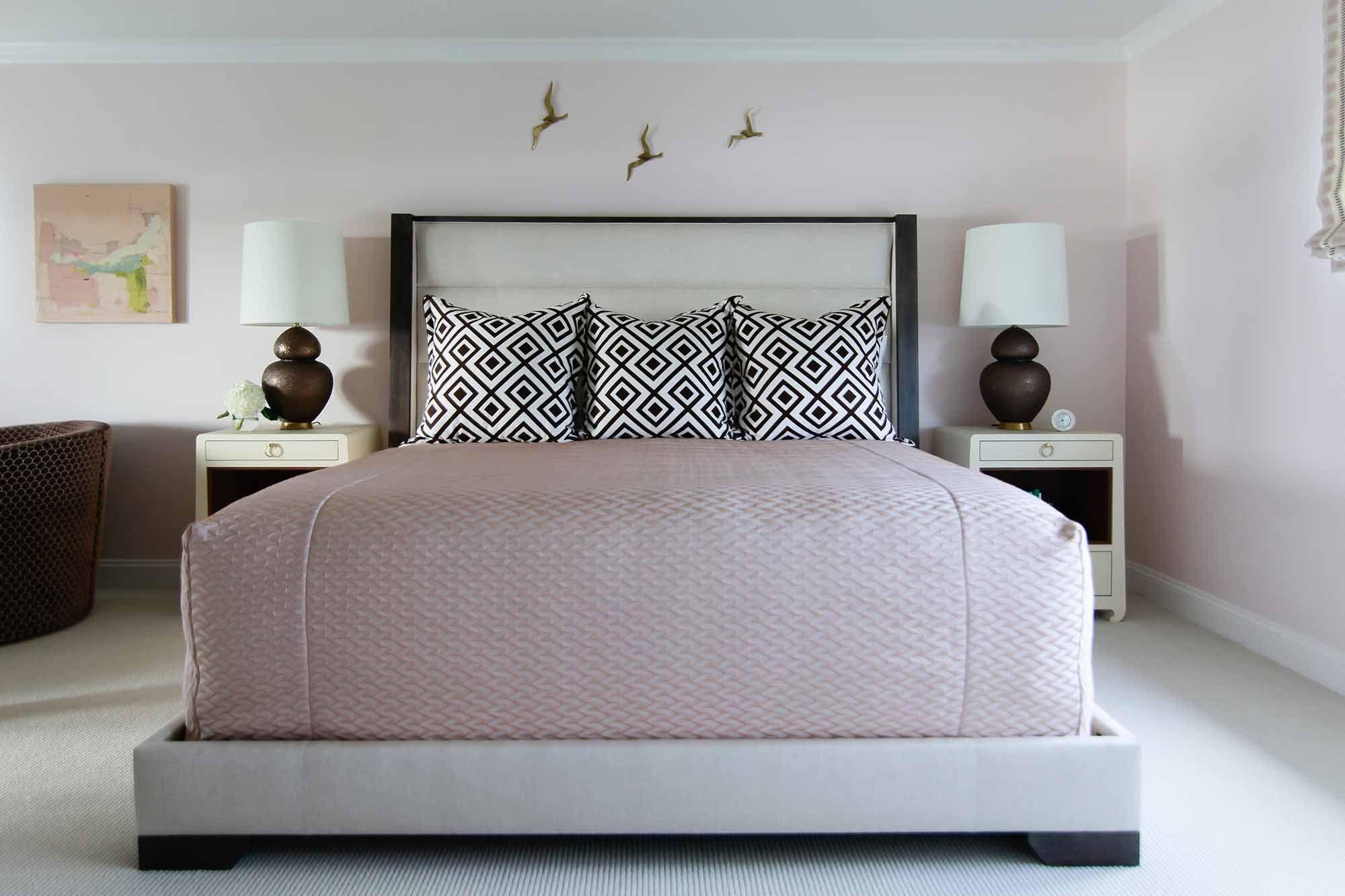 Best Blush Paint Colors - Sophisticated Pink Paint Colors ...