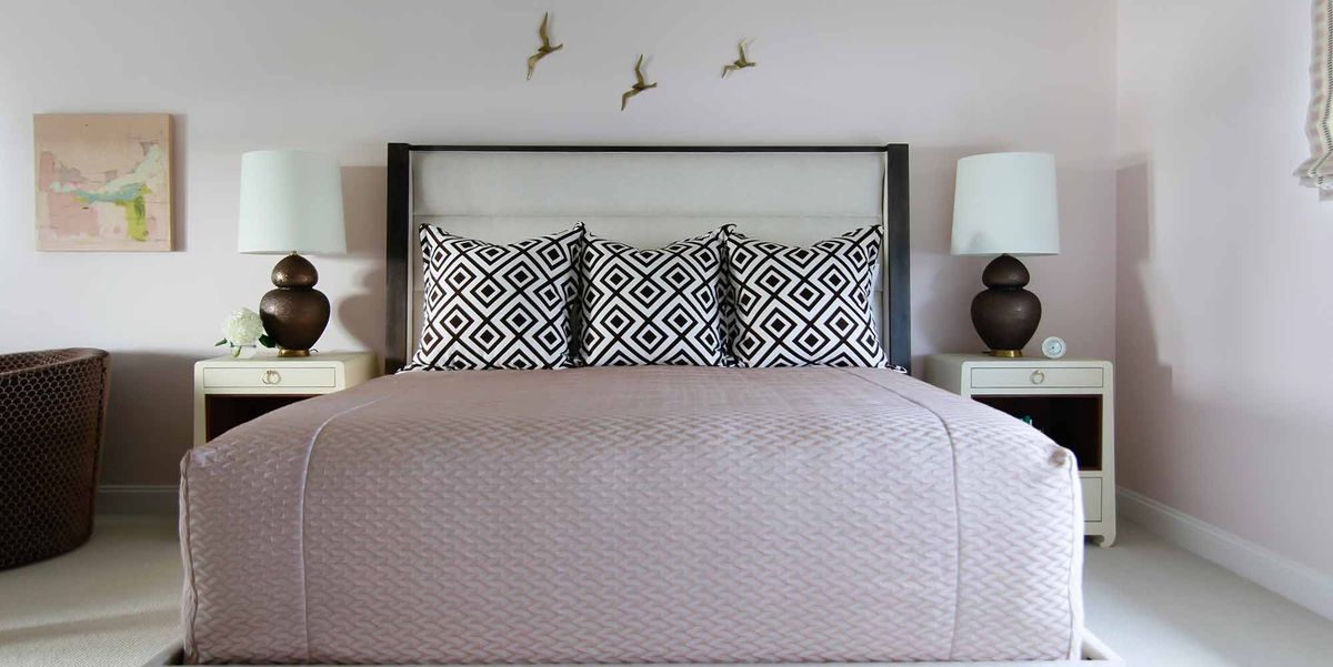 Best Blush Paint Colors Sophisticated, What Color Goes With Blush Bedding