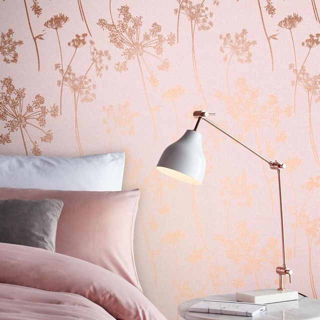 Blush Pink Wallpaper 12 Of The Best Designs