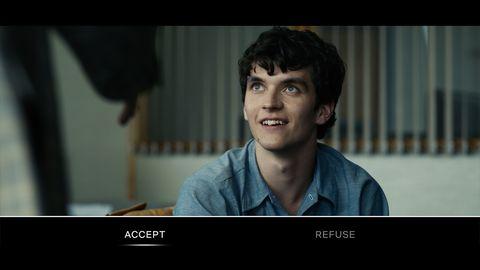 Face, Chin, Forehead, Human, Screenshot, Photography, Adaptation, Portrait, Photo caption, Black hair,