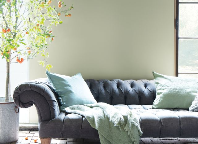 benjamin moore color of the year
