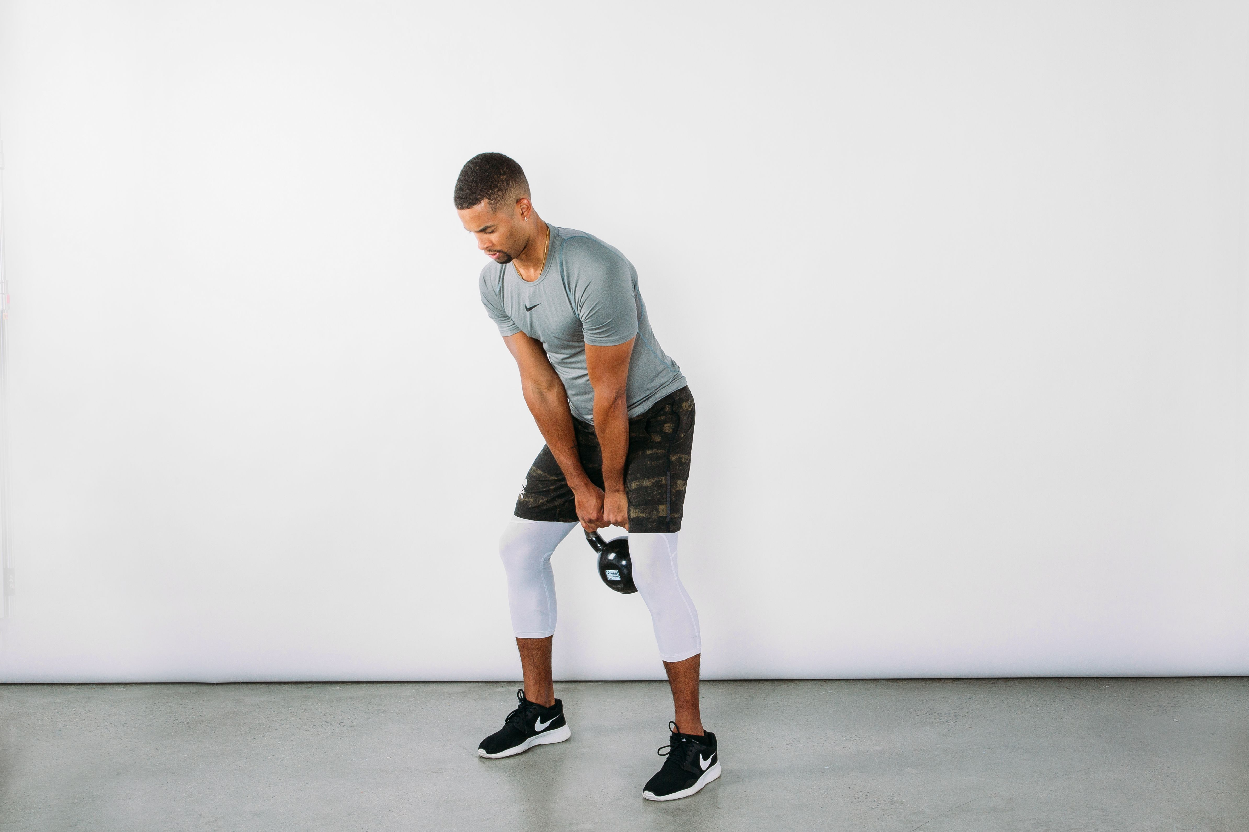 3 Ways to Perfect Your Kettlebell Swing