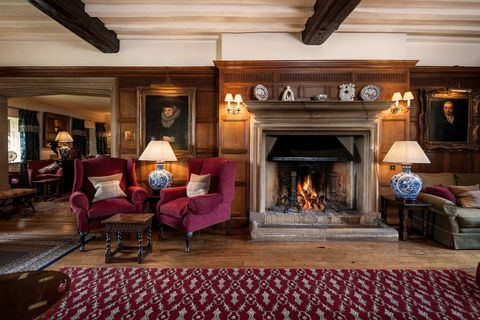Best hotels in the Cotswolds: Buckland Manor