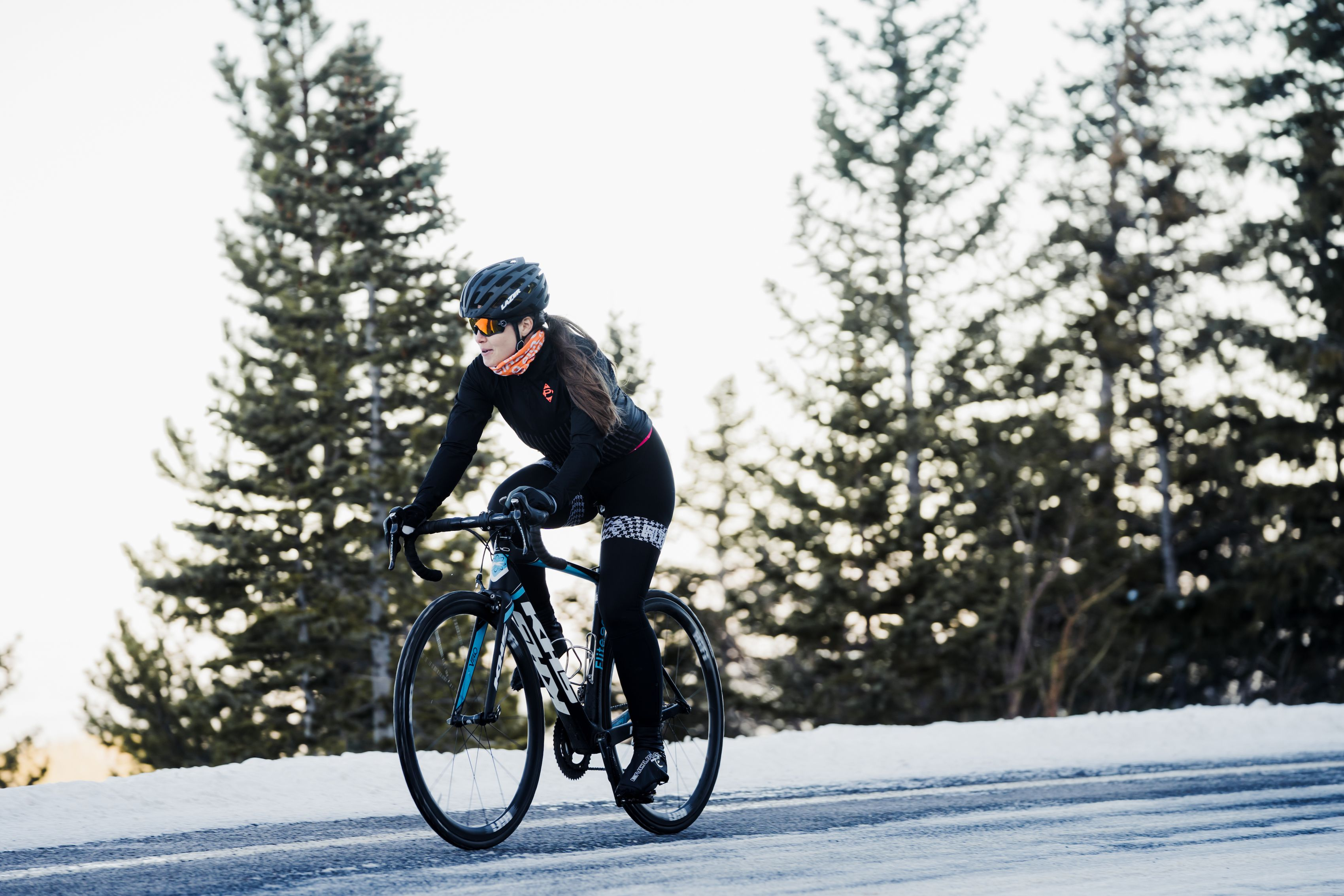 Winter Cycling Guide Tips For Riding A Bike In The Winter