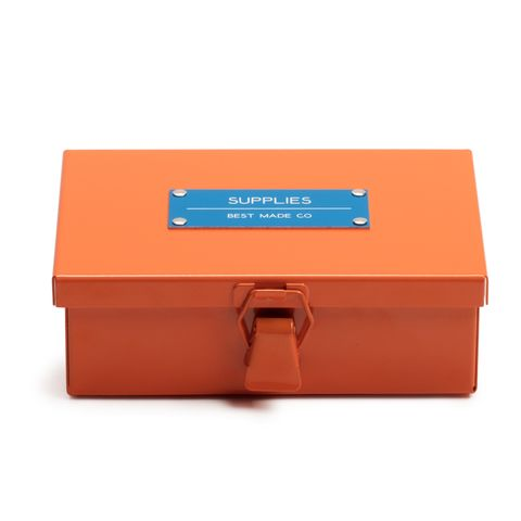 Orange, Box, Product, Turquoise, Rectangle, Material property, Leather, Wallet, Fashion accessory, Shipping box,