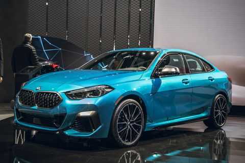 Series Sedan >> 2020 Bmw 2 Series Gran Coupe Looks Like An Economy Sedan
