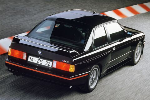 Bmw M3 E30 >> The Bmw M3 Sport Evolution Was Way Different From The Standard Car