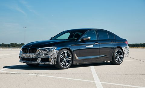 2020 BMW 5-series