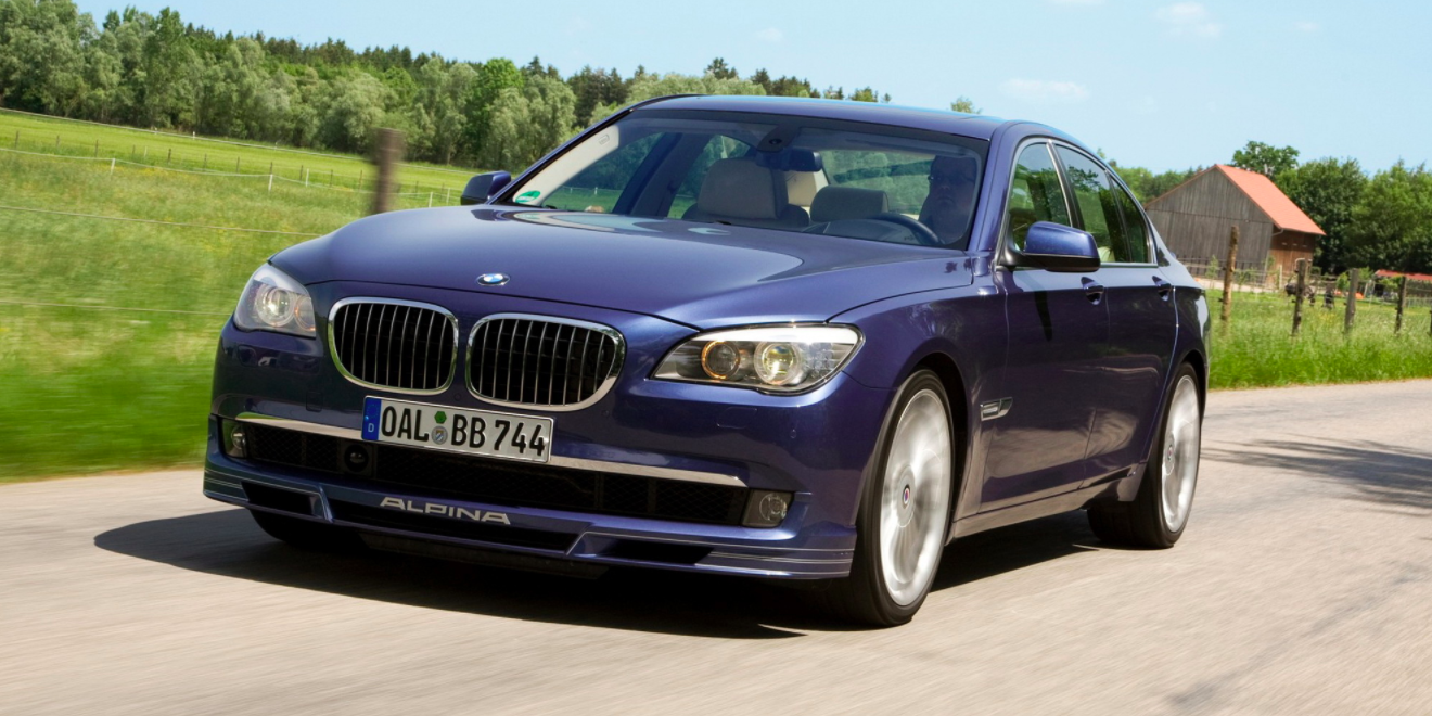 Alpina Bs Are Getting Seriously Cheap - Bmw alpina 7 series