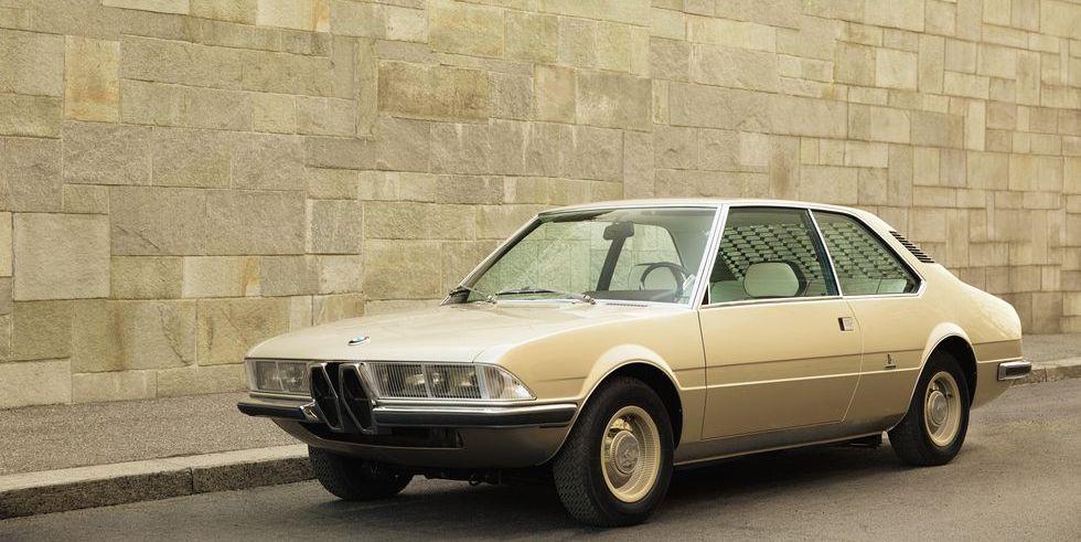 BMW Reproduces Lost 1970 Garmisch Concept by Calling In Its Original Designer, Marcello Gandini