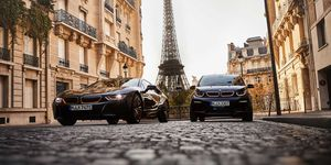 BMW i3s Edition RoadStyle e i8 Ultimate Sophisto Editions