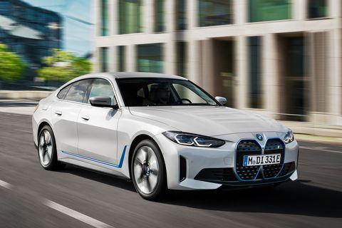 bmw i electric cars i4 ix