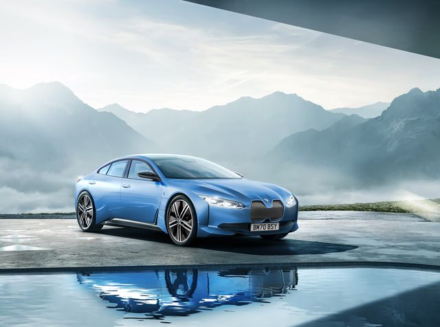 2021 BMW i4 Review, Pricing, and Specs