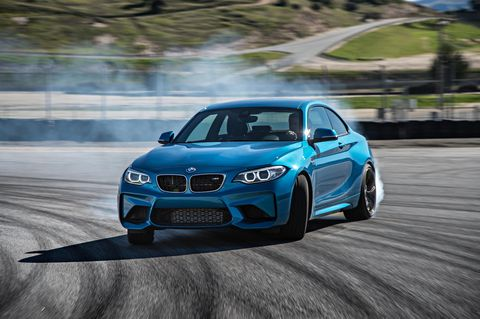 bmw m240i is the best performer on this list