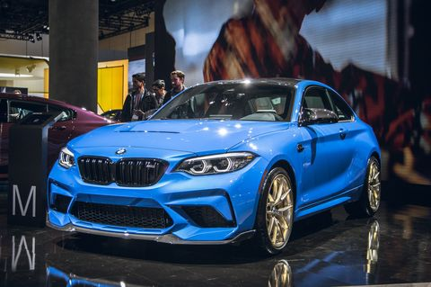 BMW Twin Turbo >> 2020 BMW M2 CS Gets the M4 Competition's Engine