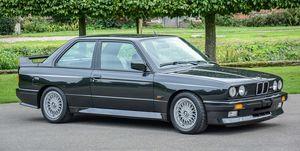 BMW M3 Coupe E30 subasta