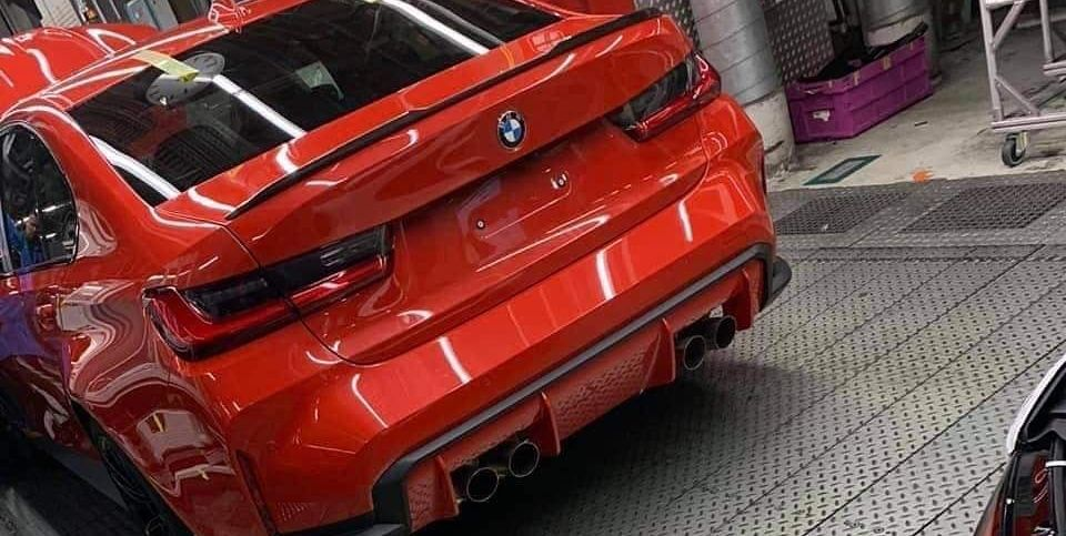 is this the new bmw m3 s aggressive rear end new bmw m3 s aggressive rear end