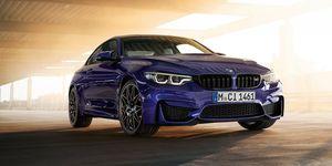BMW M4 Edition M Heritage