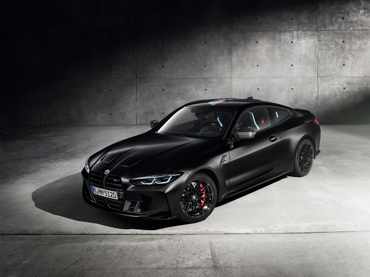 The 2022 Bmw M4 By Kith Is Surprisingly Alright