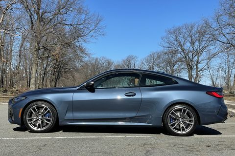 bmw m440i coupe 2021