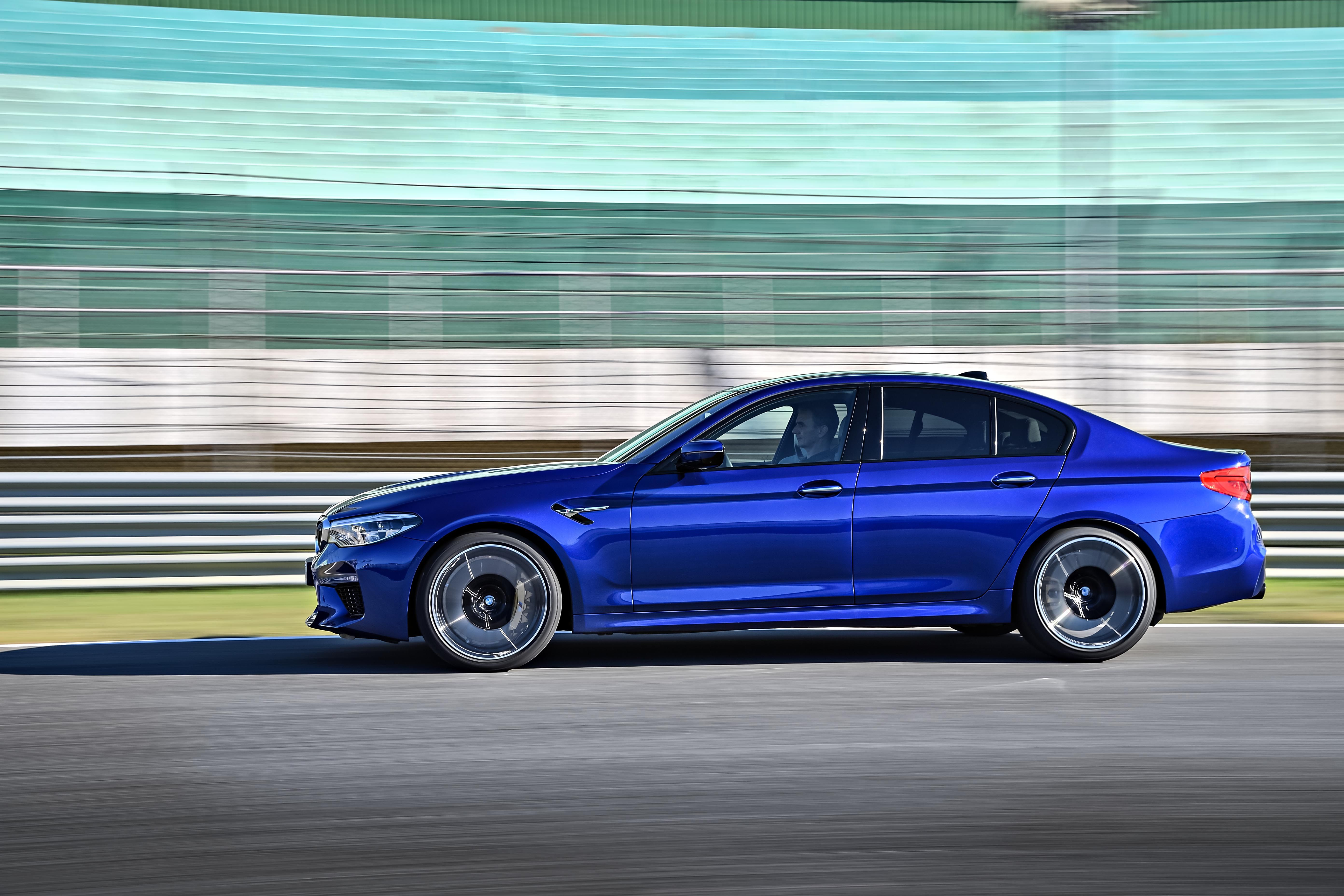 Five Things You Learn After Driving The 2018 Bmw M5rhroadandtrack: Wiring  Diagram Seats Bmw M5