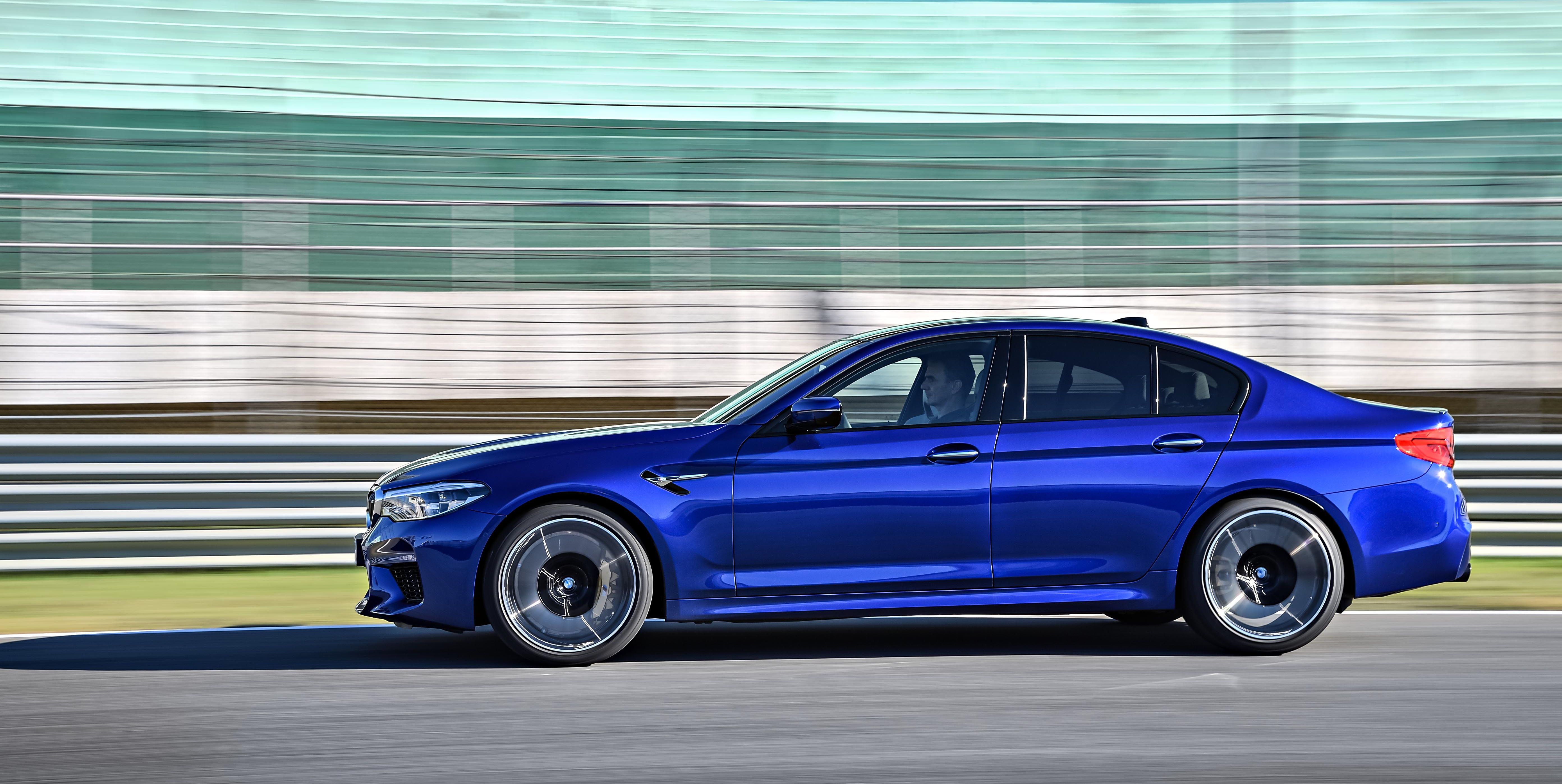 Five Things You Learn After Driving The 2018 Bmw M5