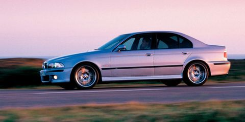 BMW E39 M5 >> An E39 Bmw M5 Is Still Great 16 Years Later