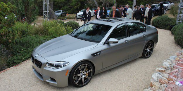 Bmw Launches Hyper Limited 30th Anniversary M5 News Car And Driver