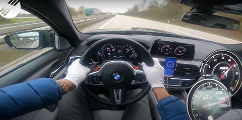 bmw m5 infinitas top speed
