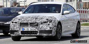 BMW Serie 6 GT 2020 - delantera
