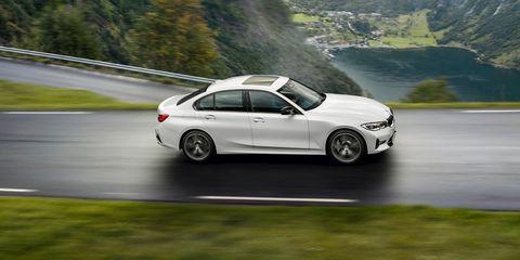 BMW Serie 3 mild-hybrid