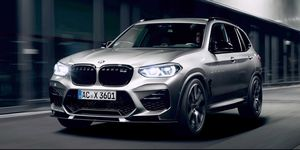 BMW X3 M by AC Schnitzer