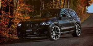 BMW X3 M by Dahler