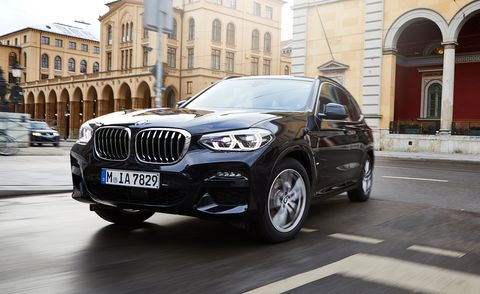Bmw X3 Xdrive30e Plug In Hybrid