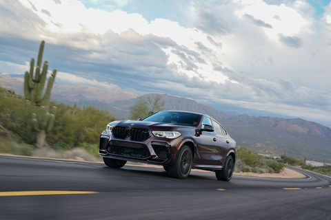 2020 BMW X6 M Competition first drive review