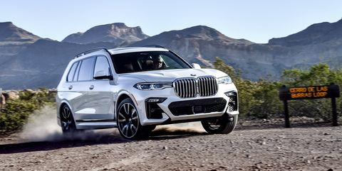 2019 Bmw X7 First Drive Big New Three Row Luxury Suv