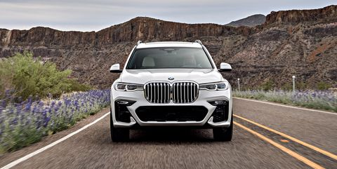 2019 Bmw X7 Suv Trim Levels Pricing Specifications