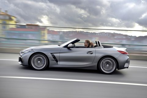 The 2019 Bmw Z4 Has Real Sports Car Cred