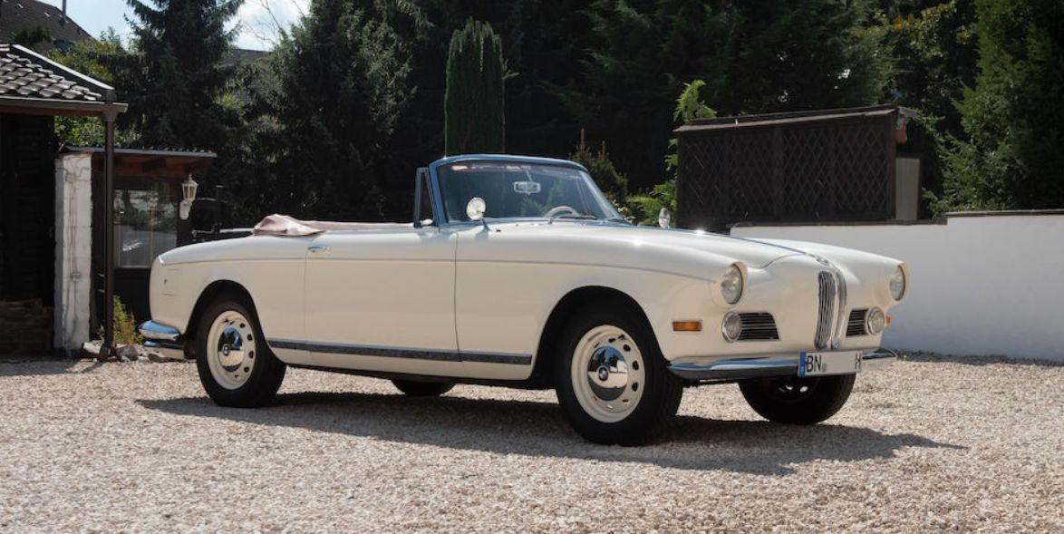 The BMW 503 Is a V8 Cabrio You've Probably Never Seen