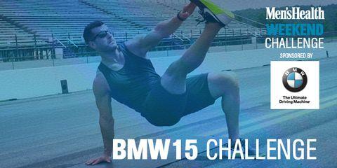 BMW15 Challenge
