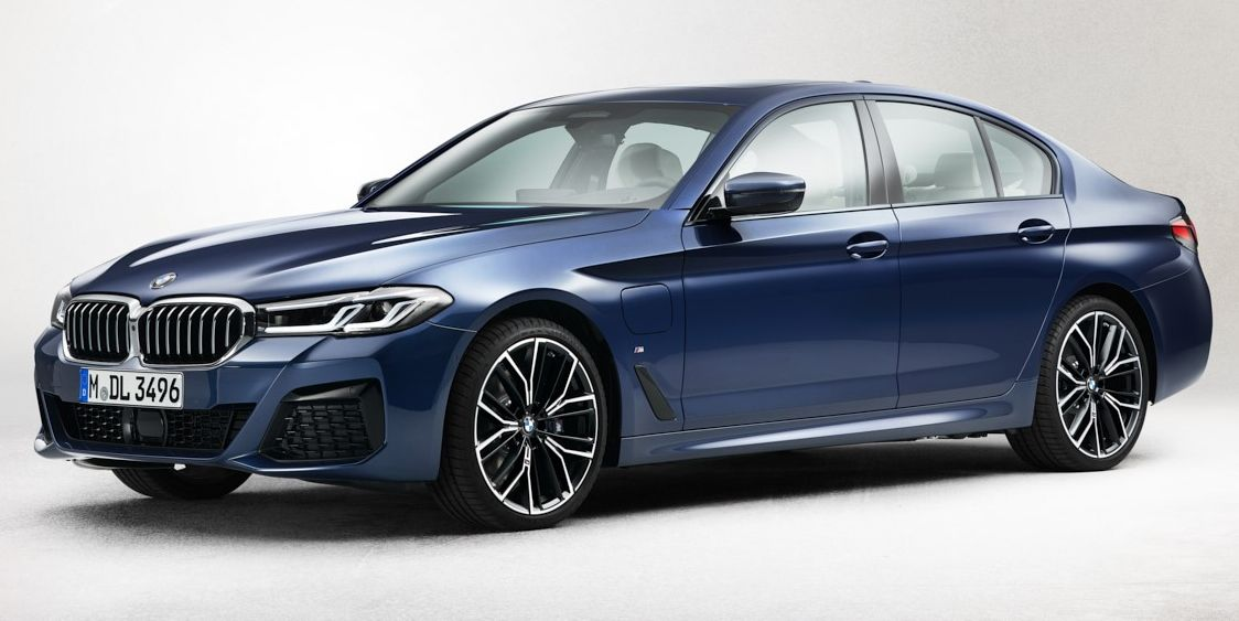 2021 BMW 5-Series Pictures Leak - New 5-Series Revealed