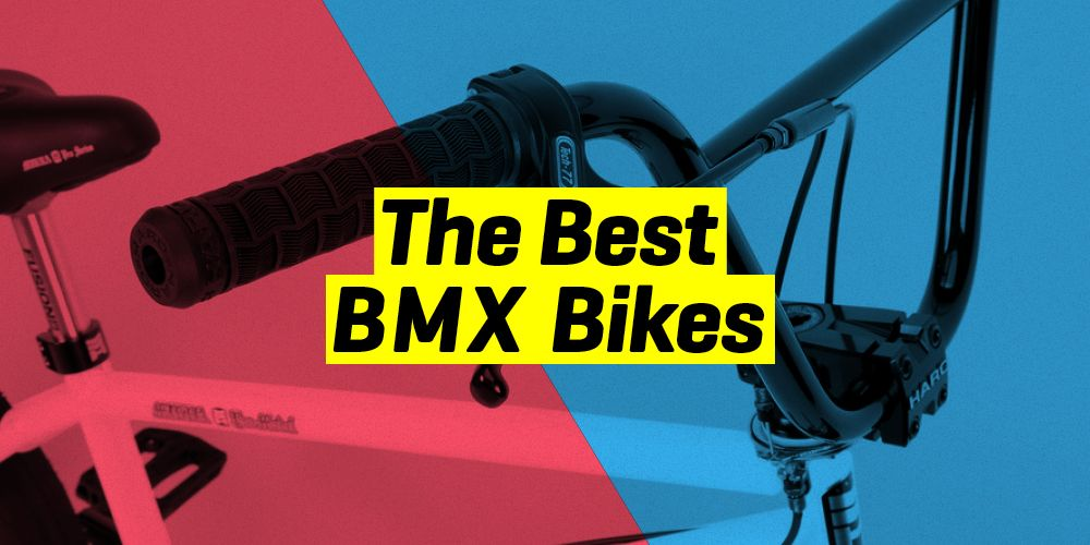 55ad00f38a34 The 12 Best BMX Bikes for Every Rider—and Every Category