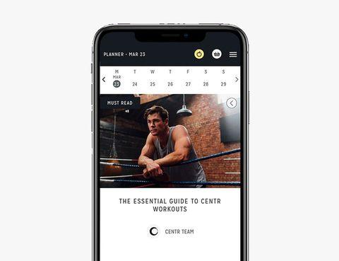 centr power app