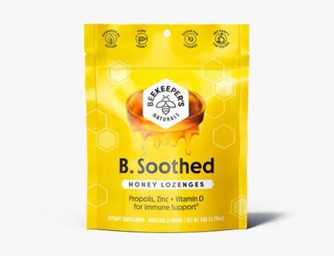 beekeeper's naturals b soothed lozenges